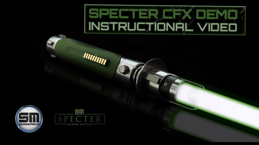 SaberMach-Specter-CFX-with-PlecterPixel-Video-Tutorial-2020