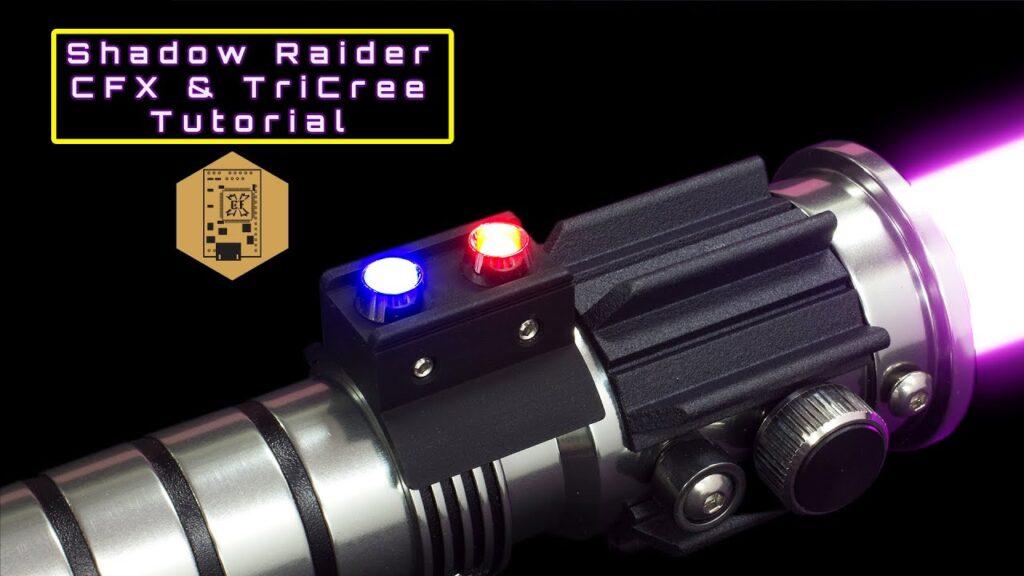 SaberMach-CFX-with-In-hilt-Tri-Cree-LED-Blade-Shadow-Raider