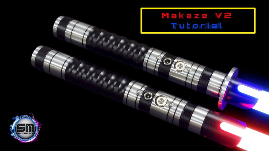 SaberMach-Makaze-Version-2.0-Instructional-Video-2020-Version